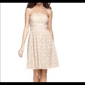 Vince Camuto laced dress